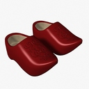 clogs 3D models