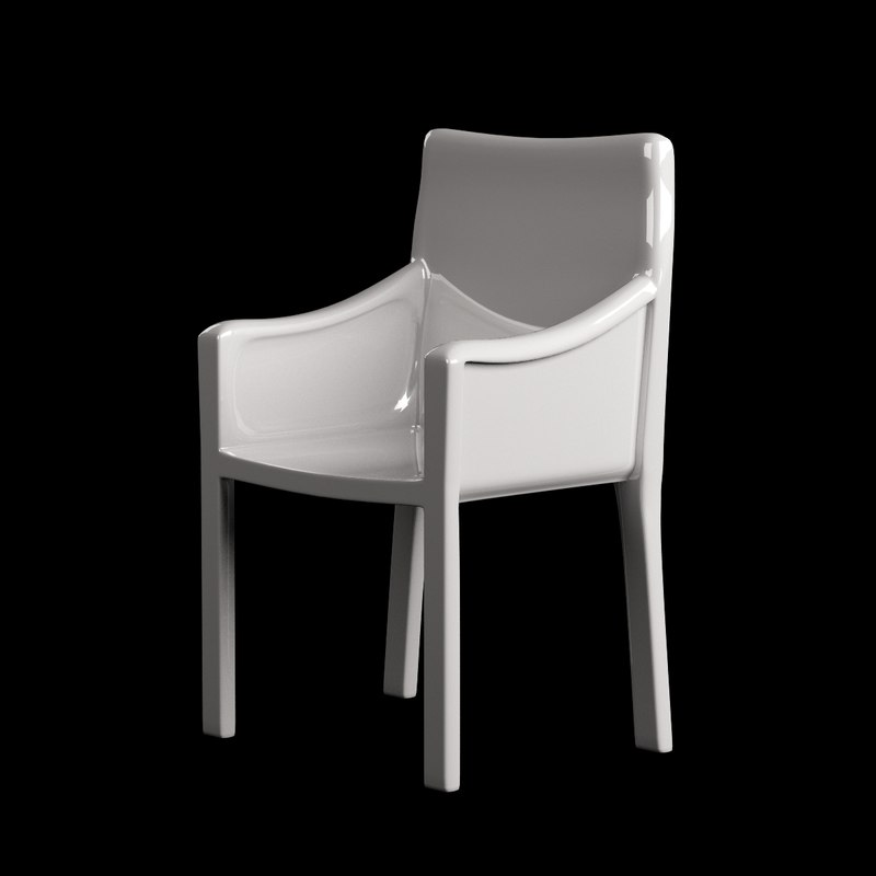 max chair plastic