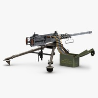 max m2 machine gun browning