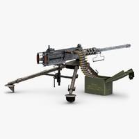 max m2 machine gun browning