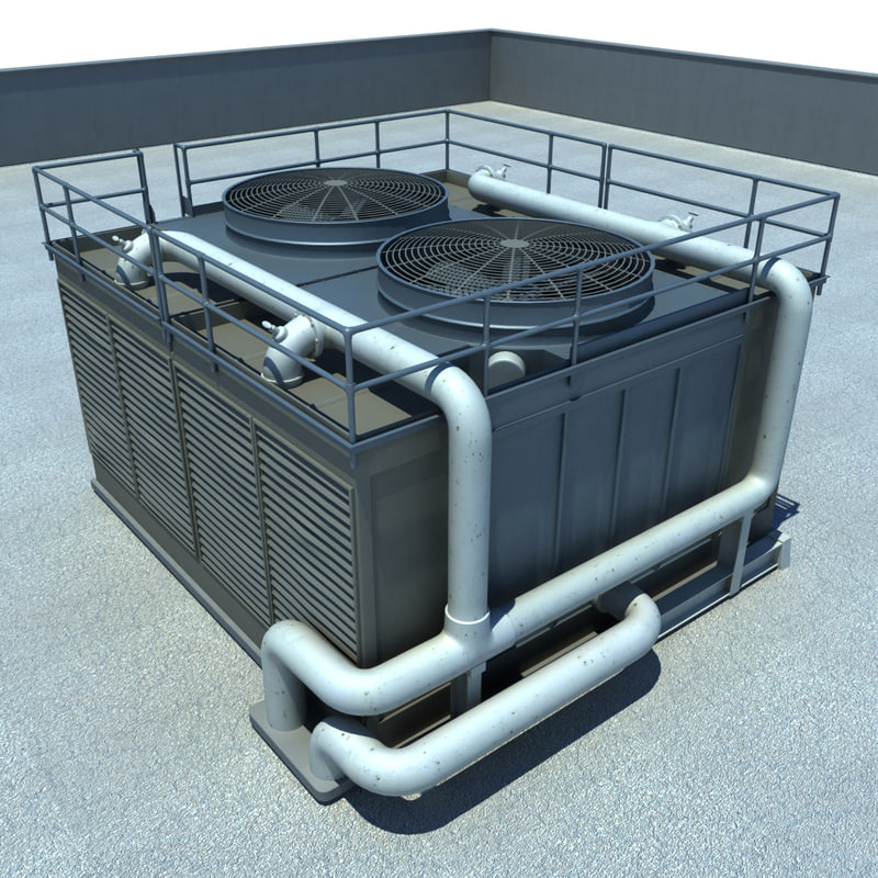 large air conditioning unit - Commercial Ac Units