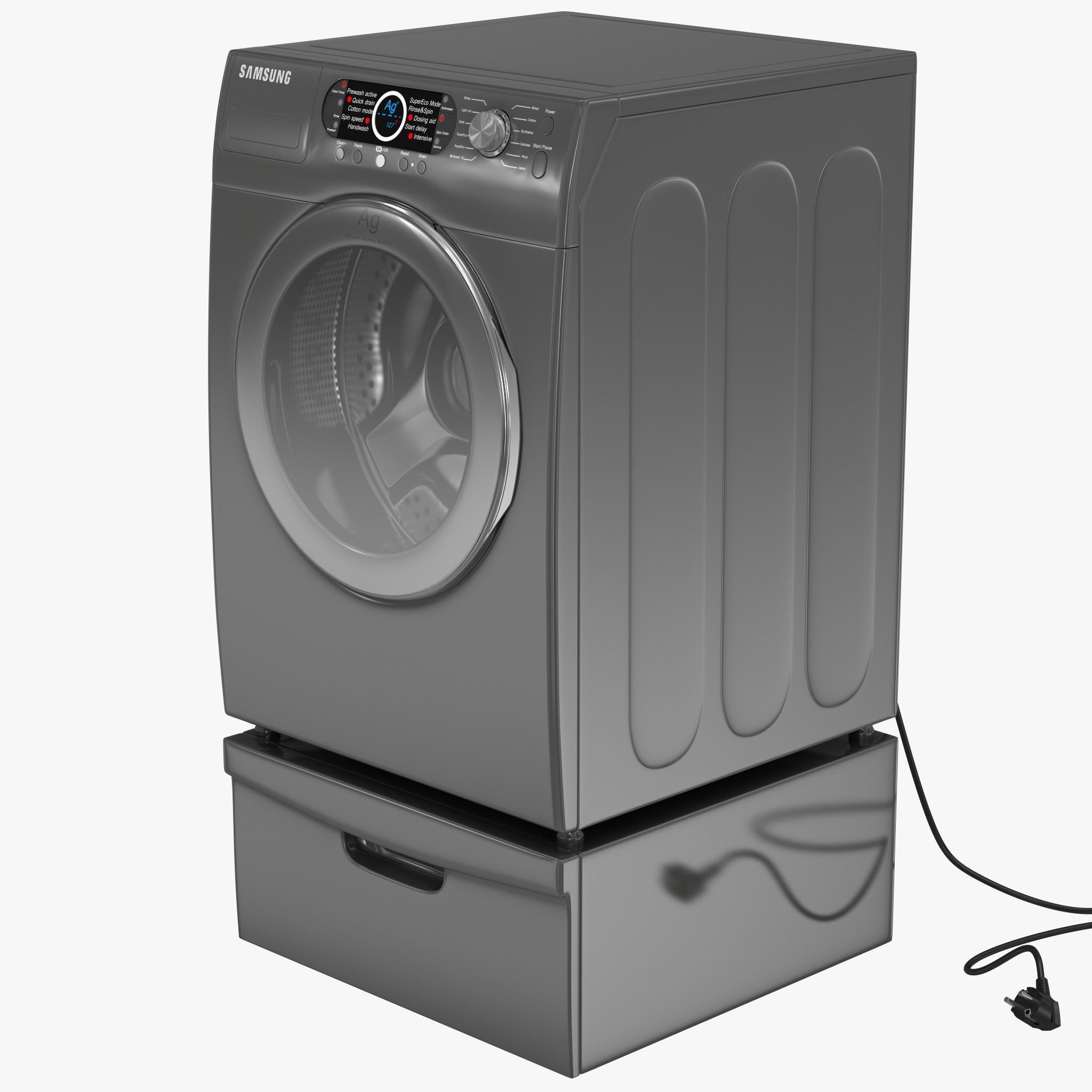 max samsung washing machine