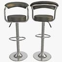 bar stool 3D models