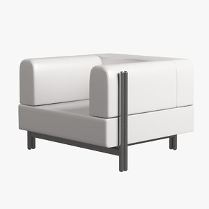 chair arm model