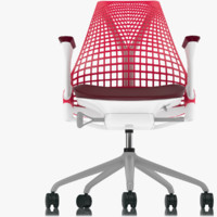 herman miller sayl red model