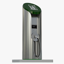 vehicle charger 3D models