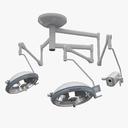 medical lamp 3D models