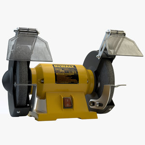 3d heavy duty bench grinder