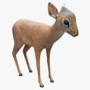 antelope 3D models