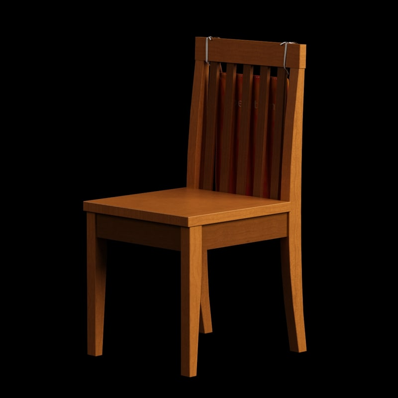 children chair model