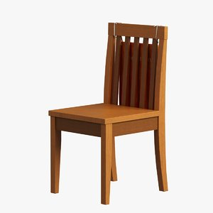 children chair model