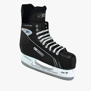 3d bauer supreme ice hockey