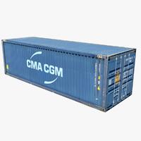 container cma cgm max