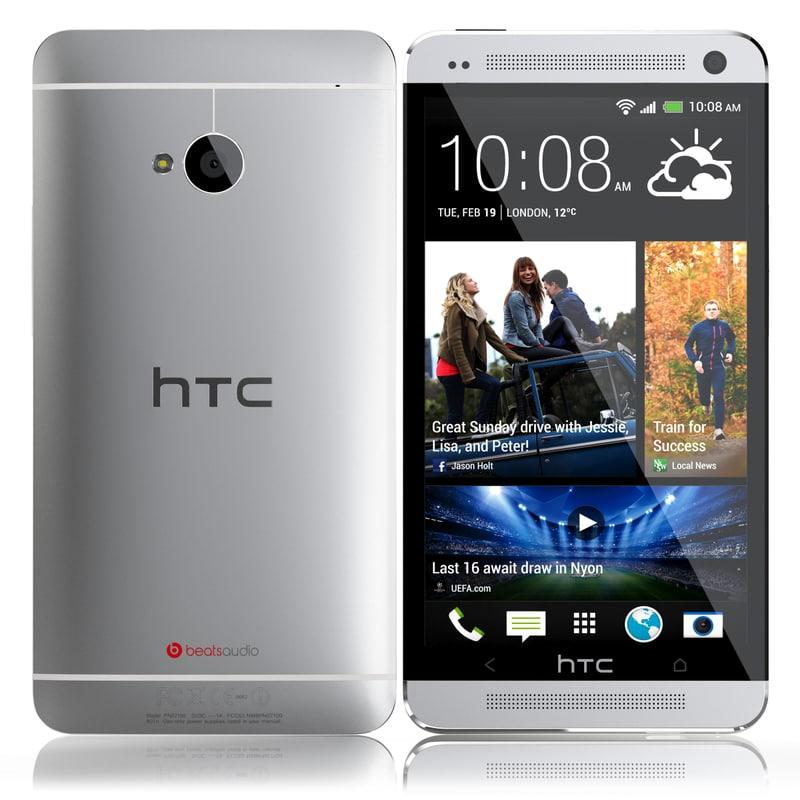 3d model hd htc 2013