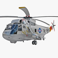 3ds max sh-3 sea king 2