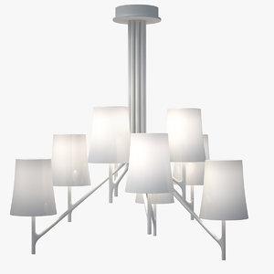 fornarini birdie 9 lamp ing max