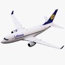 Boeing 737 3D models
