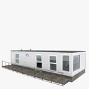 Houseboat 3D models