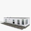 Houseboat 3D models