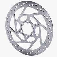 bicycle brake disc 3d