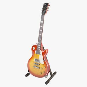 gibson les paul cherry