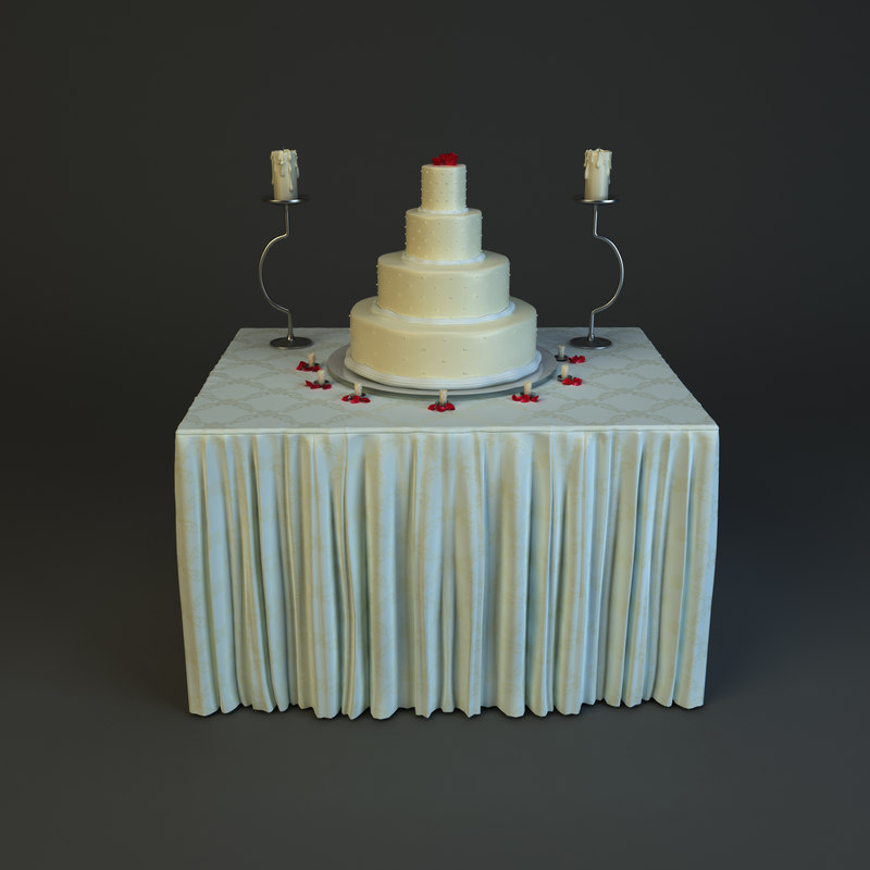 wedding cake max
