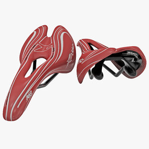 3ds max bicycle seat rasso 368