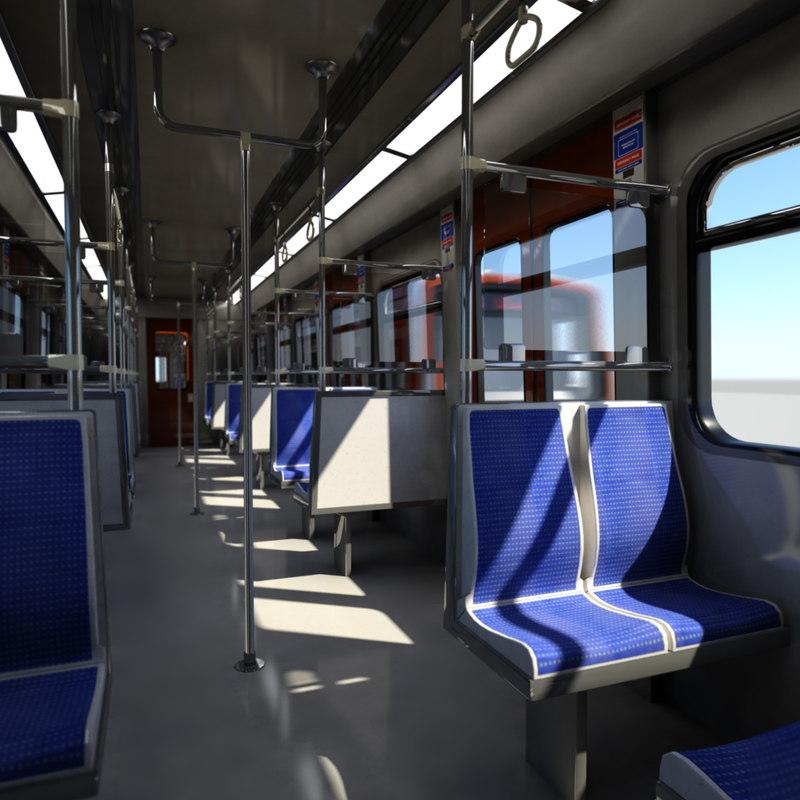 max train wagon -