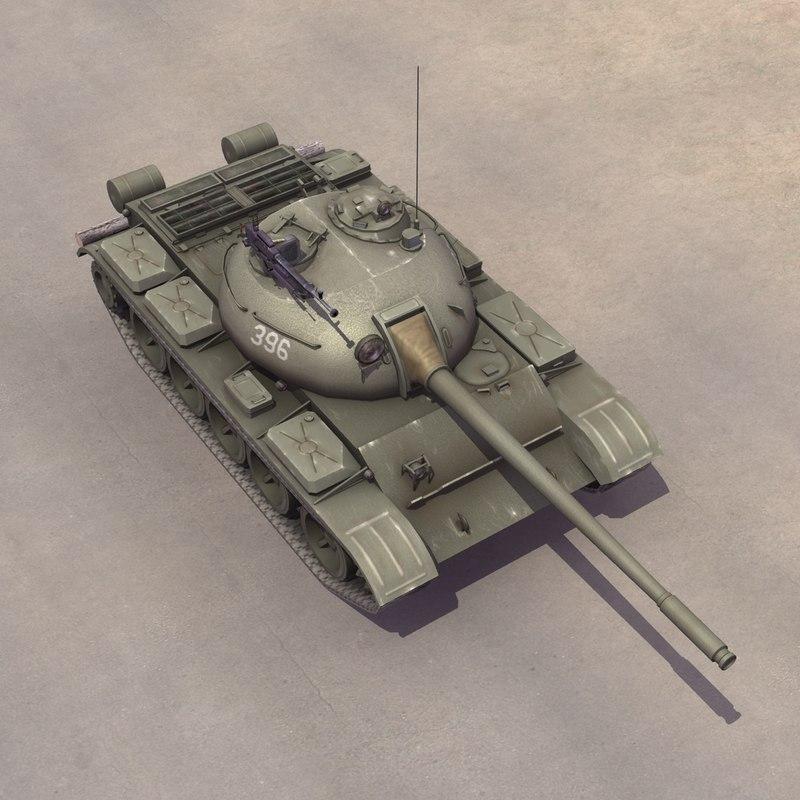 t-55a medium tank t-55 max