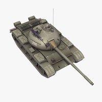 T-55A Medium Tank
