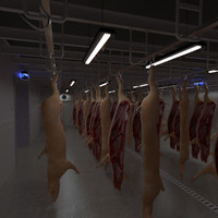 3ds max meat locker 2