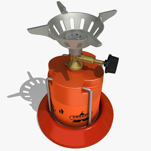 camping stove 3ds