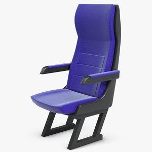 train chair model