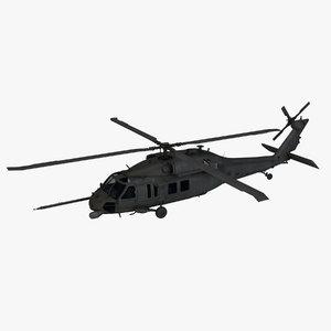 pavehawk sikorsky helicopter obj