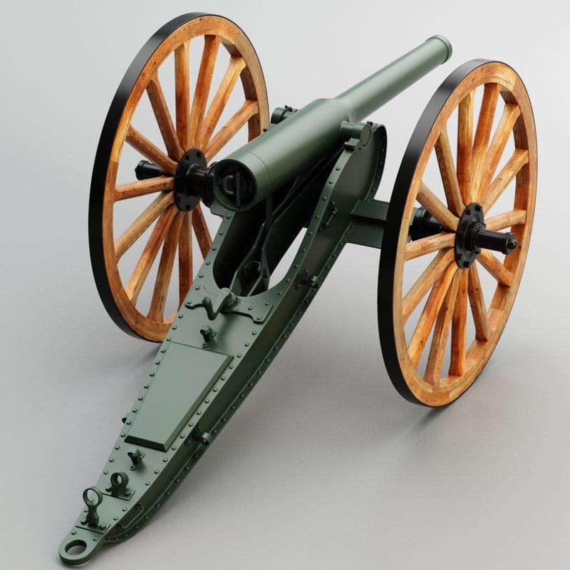 max bange cannon