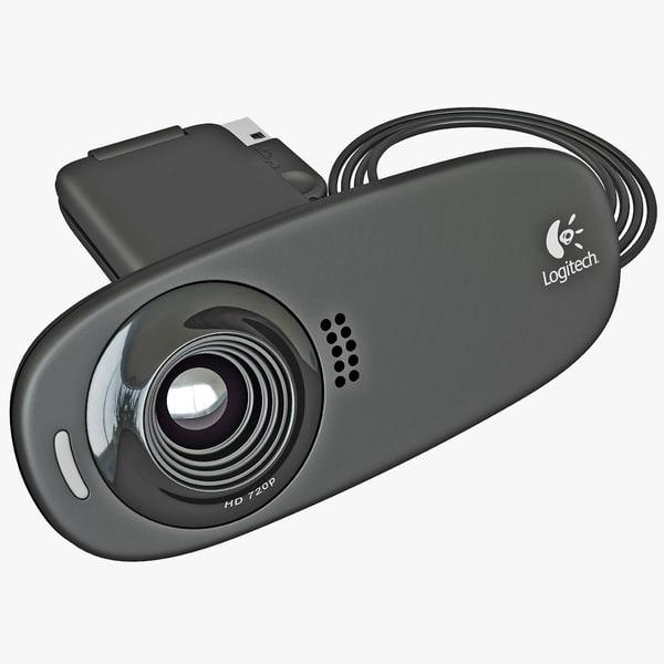 hd webcam logitech c310 3d