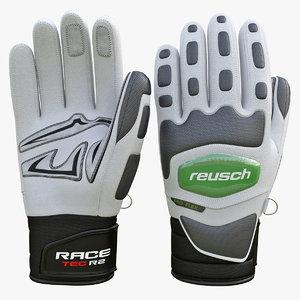 obj alpine gloves