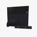 Sony PlayStation 3D models