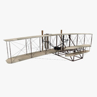 Wright Brothers Flyer 1 1903