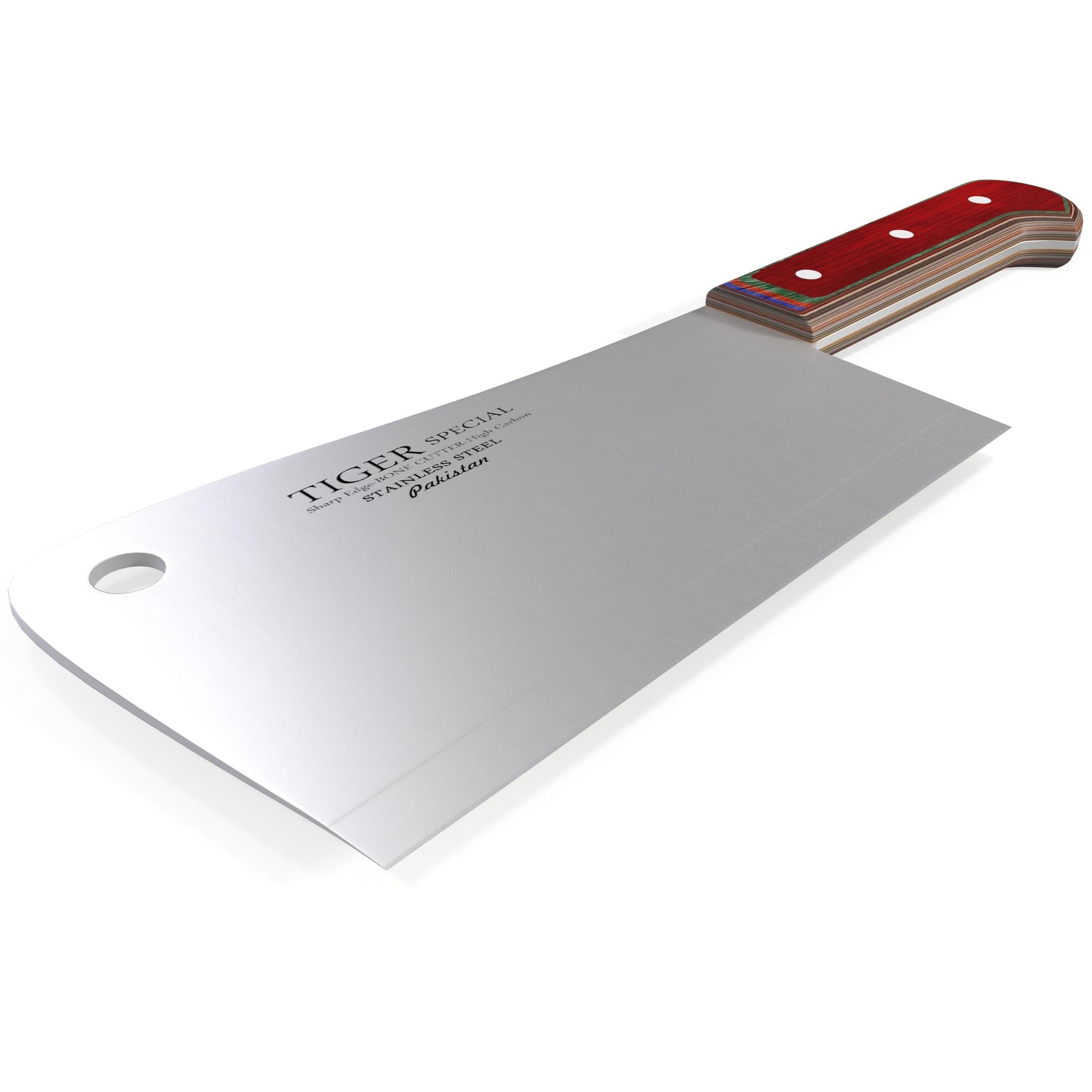 meat cleaver 3d model