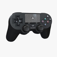 3ds max sony ps4 premier controller