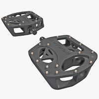 3d bike pedals author