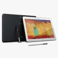 Samsung Galaxy Note 10.1 (2014) Black & White