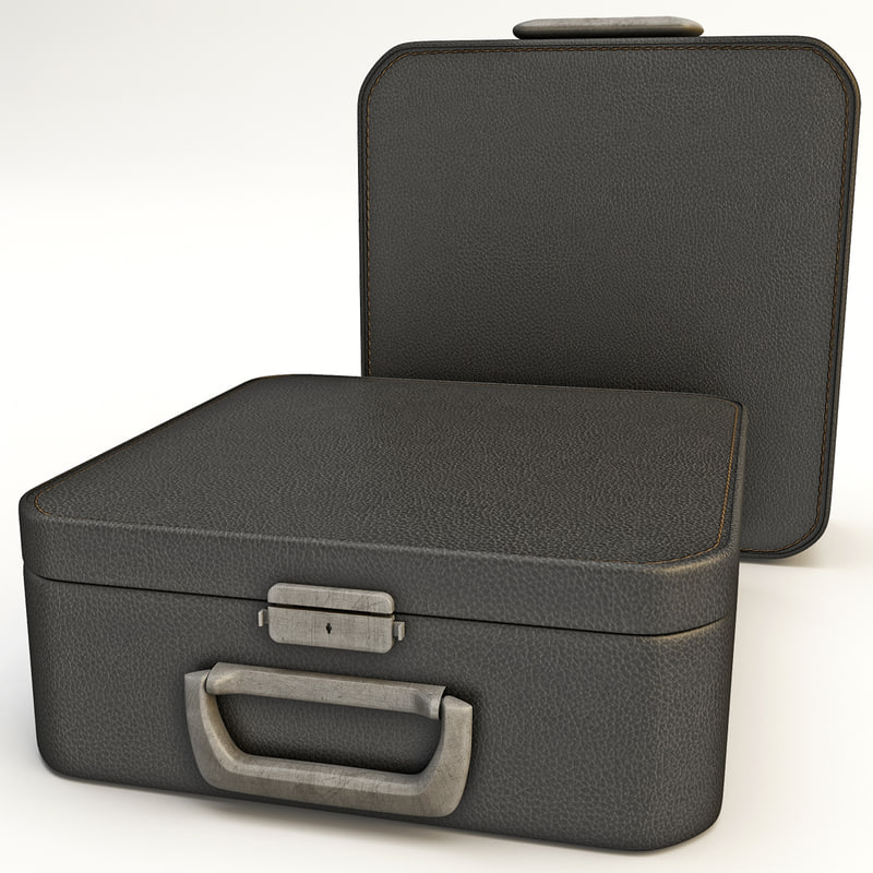 3d suitcase 8