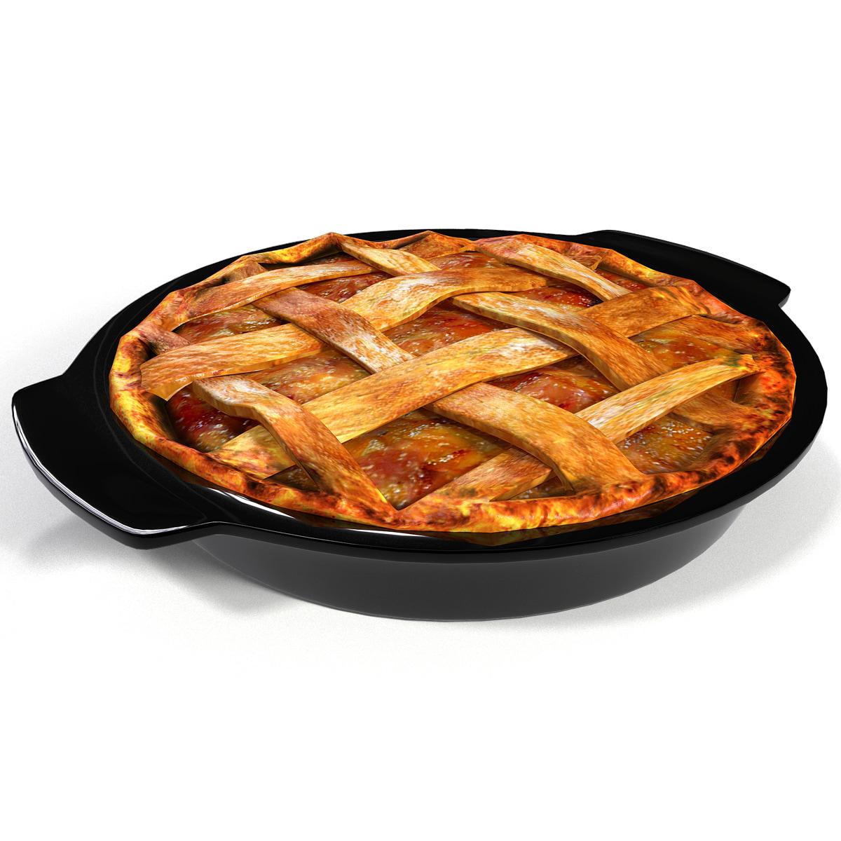 apple pie 3d max