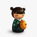 Baby Doll 3D models