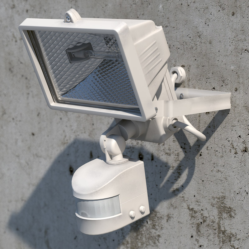 motion sensor light max