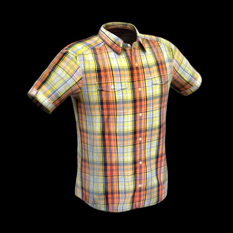 mens shirt 3d 3ds