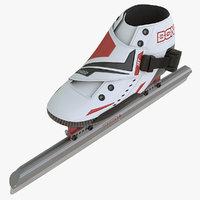 Bont Jet Short Track Skates