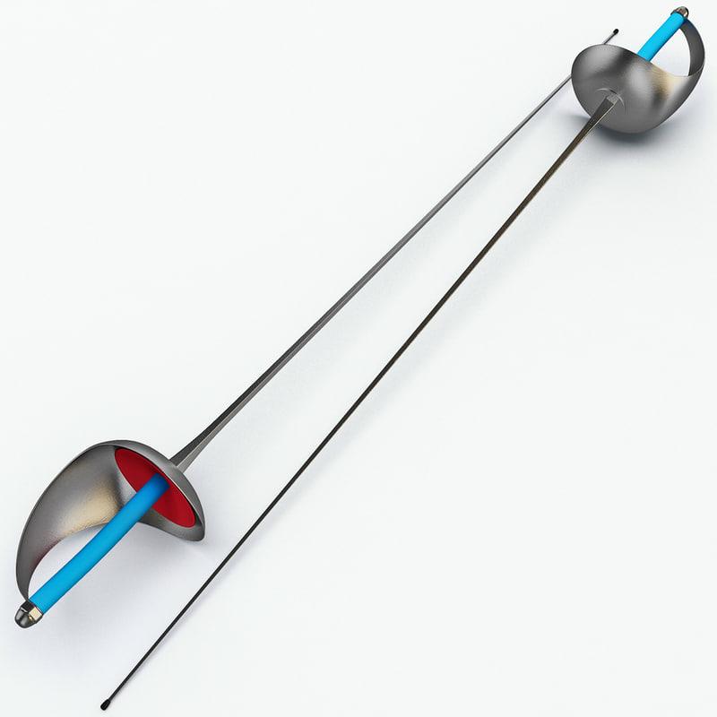 max fencing sabre